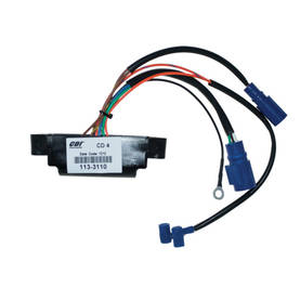 CDI ELEC. JOHNSON EVINRUDE POWER PACK CD4 - Cdi-laitteet - 113-113-3110 - 1