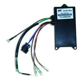 CDI ELEC. MERCURY CDI ELEC. MARINER SWITCH BOX - 2 CYL. - Cdi-laitteet - 113-114-4952A30 - 1