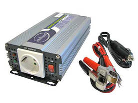 INVERTTERI SINI 12V 300W INTELLIGENT - 12V siniaalto invertteri - 2BAFF5BE206DC30FA7 - 1