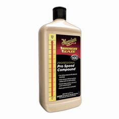 Meguiar's M100 Pro Speed Compound 400ml - Sample Size - Kiillotusaineet - M100 - 1