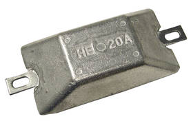 PERF METALS ANODI, 0.8 KG STRAP ANODE - Runkoanodit - 126-1-105200 - 1
