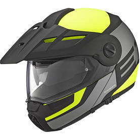 SCHUBERTH E1 KYPÄRÄ GUARDIAN YELLOW XS 52/53 - MP-kypärät - 51-1657-0 - 1