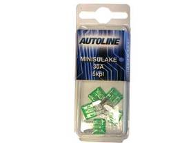 SULAKEBLISTER MINI GM 30A 5-KPL - GM mini sulake - 1569-10300 - 1