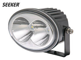 LED-KAUKOVALO SEEKER 60 9-36V 20W SOIKEA - LED-lisävalot alle 160mm - 1605-NS600 - 1