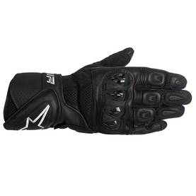 ALPINESTARS  SP AIR HANSKA MUSTA S - MP-ajohanskat - 694-3558016-10-1 - 1