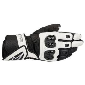 ALPINESTARS  SP AIR HANSKA MUSTA/VALK S - MP-ajohanskat - 694-3558016-12-1 - 1
