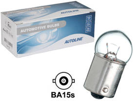 AU-LITE 12V 5W BA15S - 12V metallikanta - C05C903E3D997ADDED - 1