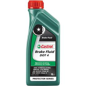 CASTROL BRAKE FLUID DOT 4 1 L - Jarrunesteet - 55-458-001 - 1
