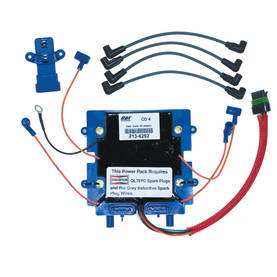 CDI ELEC. JOHNSON EVINRUDE DIGITAL OPTICAL UPGRADE KIT - 4 CYL. - Cdi-laitteet - 113-113-6292K1 - 1