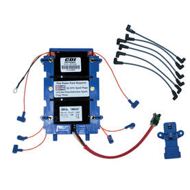 CDI ELEC. JOHNSON EVINRUDE DIGITAL OPTICAL UPGRADE KIT - 6 CYL. INCL WIRES - Cdi-laitteet - 113-113-6367K1 - 1
