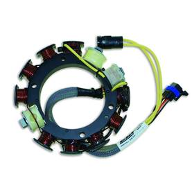 CDI ELEC. JOHNSON EVINRUDE OPTICAL STATOR - 6 CYL. (35 AMP) - Staattori - 113-173-4981 - 1