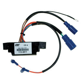 CDI ELEC. JOHNSON EVINRUDE POWER PACK CD4 - Cdi-laitteet - 113-113-2811 - 1