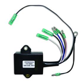 CDI ELEC. YAMAHA IGNITION PACK - 2/3 CYL. - Cdi-laitteet - 113-117-6301 - 1
