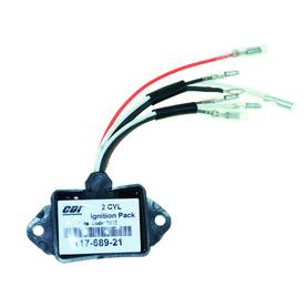 CDI ELEC. YAMAHA IGNITION PACK - 2 CYL. - Cdi-laitteet - 113-117-689-21 - 1