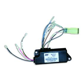 CDI ELEC. YAMAHA IGNITION PACK - 3 CYL. - Cdi-laitteet - 113-117-6H4-21 - 1