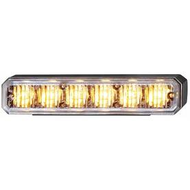 LED- TASOVILKKU SRJ. BST KELTAINEN 6XLED 12/24V UP - LED-tasovilkut - 2XD012160861 - 1
