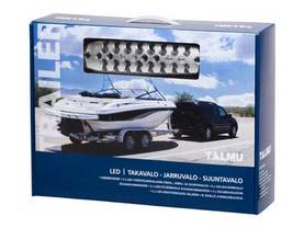 LED-TRAILERVALOSARJA 12V # - LED-takavalosarja - 344550-001 - 1