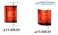 NAV LIGHT UTILITY 77 WHITE/RED - Kulkuvalot - M11-425-01 - 1