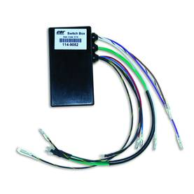 CDI ELEC. MERCURY CDI ELEC. MARINER SWITCH BOX - Cdi-laitteet - 113-114-9052 - 1
