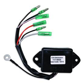 CDI ELEC. YAMAHA IGNITION PACK - 2 CYL. - Cdi-laitteet - 113-117-6522 - 1