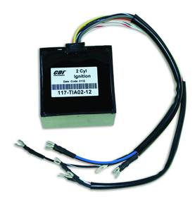 CDI ELEC. YAMAHA IGNITION PACK - 2 CYL. - Cdi-laitteet - 113-117-TIA02-12 - 1