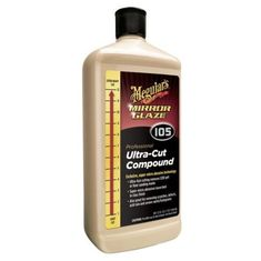 Meguiar's M105 Mirror Glaze Ultra Cut Compound 946ml - Kiillotusaineet - M10532 - 1