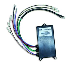 CDI ELEC. MERCURY CDI ELEC. MARINER SWITCH BOX - 3 CYL. - Cdi-laitteet - 113-114-4953 - 1