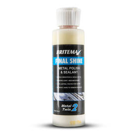 Britemax Final Shine - Metal Polish and Sealant 118ml - Metallipintojen hoito - BXMPFS-4 - 1