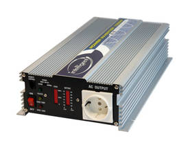 Invertteri Sini 12V 1000W Intelligent - 12V siniaalto invertteri - 1702-8564 - 1