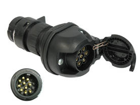 ADAPTERI 13-->7N. CAN-VÄYLÄ 12V - Pistoke adapterit - 1553-5605 - 1