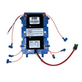 CDI ELEC. JOHNSON EVINRUDE DIGITAL OPTICAL POWER PACK - 6 CYL. - Cdi-laitteet - 113-113-4985 - 1