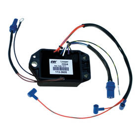 CDI ELEC. JOHNSON EVINRUDE POWER PACK CD3/6 SL - Cdi-laitteet - 113-113-3605 - 1