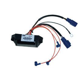 CDI ELEC. JOHNSON EVINRUDE POWER PACK CD3/6 - Cdi-laitteet - 113-113-2115 - 1