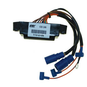 CDI ELEC. JOHNSON EVINRUDE POWER PACK CD3 - Cdi-laitteet - 113-113-2705 - 1
