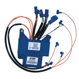 CDI ELEC. JOHNSON EVINRUDE POWER PACK CD6 AL - Cdi-laitteet - 113-113-3865 - 1