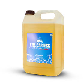 CLEANIOUS KILL CARLESS 5L ESIPESUAINE - Esipesu- ja SnowFoam - KK-C-1405 - 1