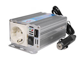 INVERTTERI 12V-230V 150W NEW M - 12V Invertteri - G-12-015 - 1