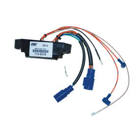 CDI ELEC. JOHNSON EVINRUDE POWER PACK CD2 - Cdi-laitteet - 113-113-5316 - 1