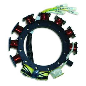 CDI ELEC. MERCURY CDI ELEC. MARINER MANUAL START STATOR - Staattori - 113-174-2386 - 1