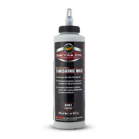 MEGUIAR'S DA FINISHING WAX 473ML - Kiillotusaineet - D30116 - 1