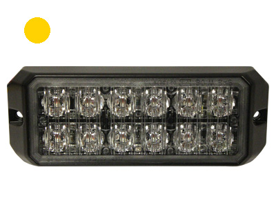 LED-TASOVILKKU R65 CLASS 2 12-24V KELT. 132X49X19MM - LED-tasovilkut - 1603-300526 - 1