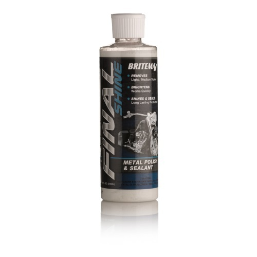 Britemax Final Shine - Metal Polish and Sealant 472ml - Metallipintojen hoito - BXMPFS-16 - 1