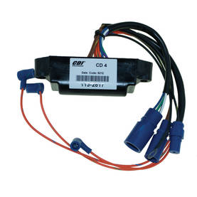 CDI ELEC. JOHNSON EVINRUDE POWER PACK CD3/6 - Cdi-laitteet - 113-113-2817 - 1