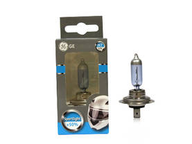 GE H7 12V MP/SPORTLIGHT +50% - 12V H7 - DB3601E80EBCF3C649 - 1