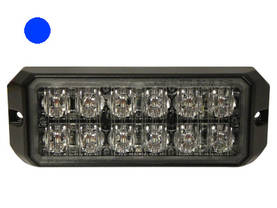 LED-TASOVILKKU R65 CLASS 2 12-24V SIN. 132X49X19MM - LED-tasovilkut - 1603-300527 - 1
