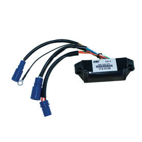 CDI ELEC. JOHNSON EVINRUDE POWER PACK CD3/6, NO RPM LIMIT - Cdi-laitteet - 113-113-2138 - 1