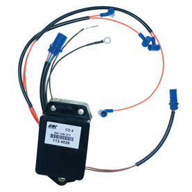 CDI ELEC. JOHNSON EVINRUDE POWER PACK CD4/8 - Cdi-laitteet - 113-113-4028 - 1