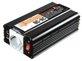 INVERTTERI 12V 600W INTELLIGENT - 12V Invertteri - 1702-8548 - 1