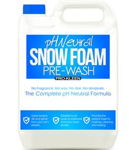 PRO-KLEEN PH-NEUTRAL SNOW FOAM PRE-WASH 5L ESIPESUAINE - Esipesu- ja SnowFoam - 101873959 - 1