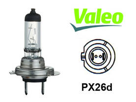 VALEO 12V H7 PLUS 50% - 12V H7 - 6E07B8256CCD2356BE - 1